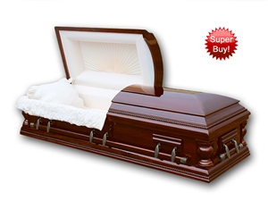 Wasatch Walnut Casket
