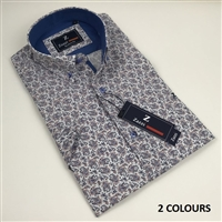 ZAZZI Short Sleeve Shirt