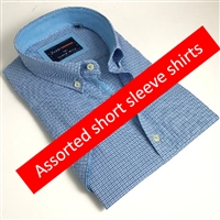 Assorted Short Sleeve Shirts