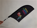 HANDHELD FLAG KIT w/ CUSHION GRIP