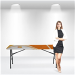 6ft STRETCH CUSTOM PROMOTIONAL TABLE TOPPER