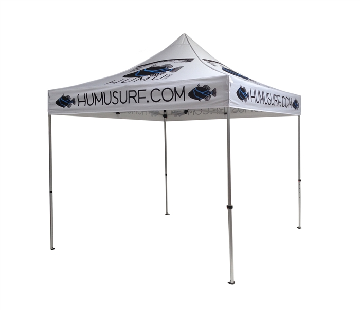 10 X EVENT TENT W CUSTOM PRINTED CANOPY Lowest NET Price