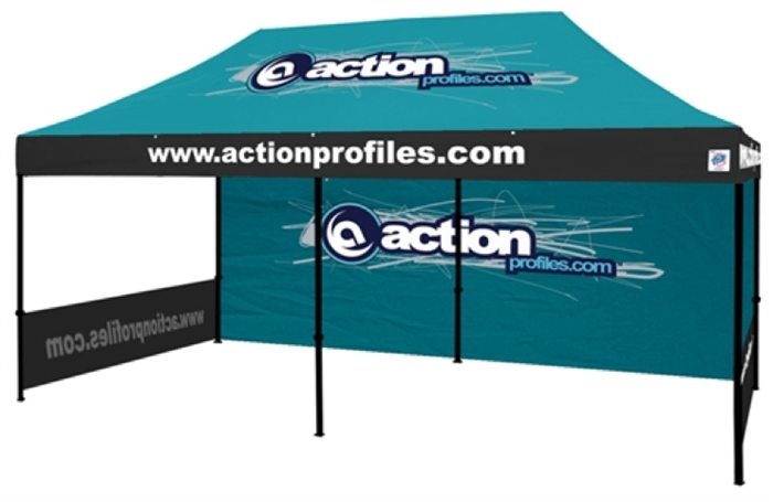 Email Us Your Custom ...  sc 1 st  Banner and Flag Wholesalers & 10 X 20 Event Pop Up Tent w/ Custom Printed Canopy. Lowest NET ...