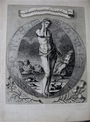 SOLD - Jacob Behmen, The Teutonic Theosopher. Volume III. The one with 3 moveable plates - published in 1772