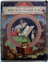 "This is a transformation book. The ""magic colored pictures"" are half illustrations, which transform that portion of the picture to the second part of the verse."