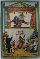 Dean & Son Royal Punch & Judy movable Book