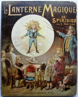 The Magic Lantern – Struwwelpeter - Rare French edition - movable book with vovelles