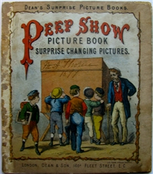 Dean & Son - Peep Show: Picture Book
