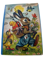 Kubasta Panascopic pop-up book  Ricky The Rabbit