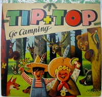 book TIP + TOP GO CAMPING by Kubasta
