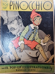 Harold Lentz The Pop-Up Pinocchio book