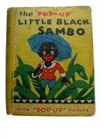 Midget Pop-Up Book Little Black Sambo