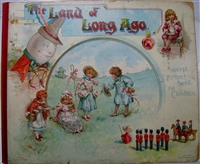 Nister  Pop-up Book -The Land Of Long Ago