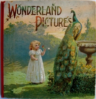 Nister movable book WONDERLAND PICTURES