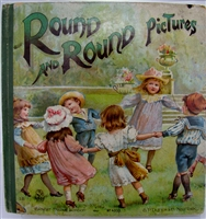 Round And Round Pictures - Movable Book