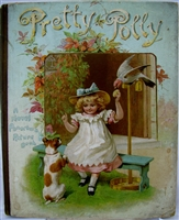 Nister - Pretty Polly Antique Movable Book