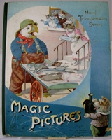 Magic Pictures Novel Transformation Scenes by Ernest Nister