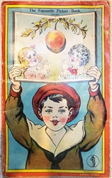 Favourite Picture Book Antique tissue pop-up book #1