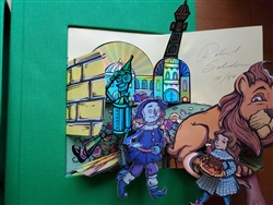 Sabuda - The Wizard of Oz #10 of 50 limited edition pop-up book