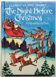 The Night Before Christmas - A Hallmark pop-up book