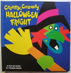 CREEPY CRAWLY HALLOWEEN FRIGHT - SIGNED
