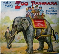 Raphael Tuck - Father Tuck's Zoo Panorama with Movable Pictures
