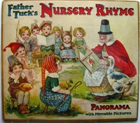 Raphael Tuck - Father Tuck's Nursery Rhyme Panorama with Movable Pictures book