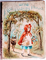 "Raphael Tuck's ""Little Red Riding Hood""