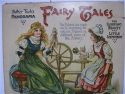 Raphael Tuck - Father Tuck's Panorama Fairy Tales - With Movable Pictures book