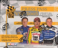 Pick a Pack 2005 Press Pass Vip Racing