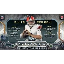 PICK A PACK 2014 Strata Football