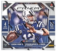 PICK A PACK 2015 Prizm Football