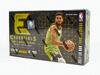 PICK A PACK 2017-18 Essentials BK