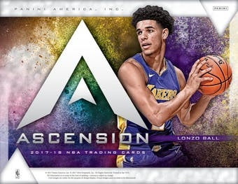 PICK A PACK 2017-18 Ascension BK