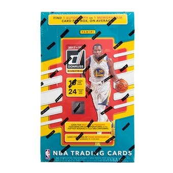 PICK A PACK 2017-18 Donruss BK SALE
