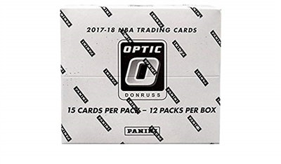 Pick a Pack 2017-18 Donruss OPTIC BK Super Value