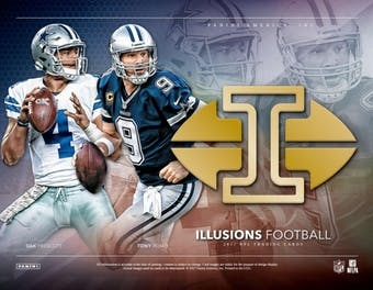 2017 Illusions FB 8 Box Case FILLER #18