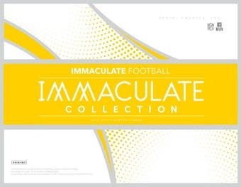 2017 Immaculate Football 6 Box Case FILLER #27