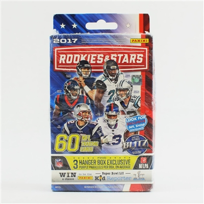 PICK A PACK 2017 Rookies & Stars Hanger Box