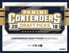 Pick a Pack 2018-19 Contenders Draft BK