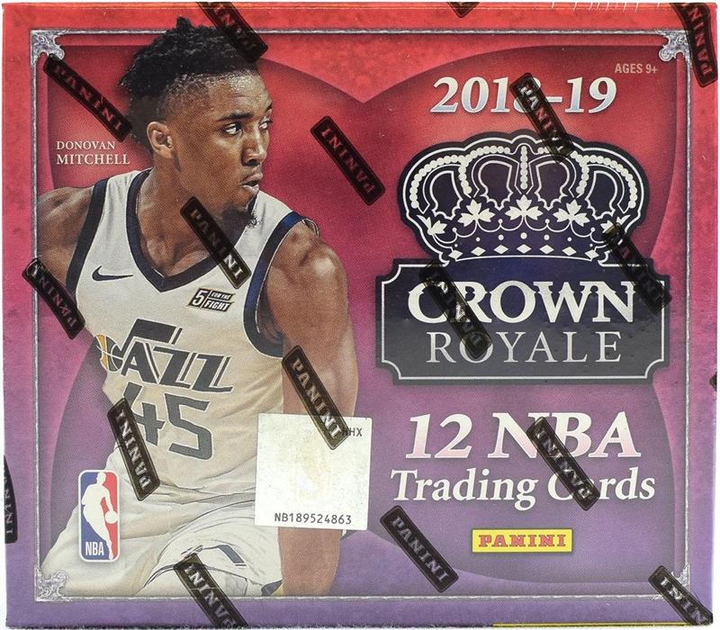 low priced 23b7f 6ddfe 2018-19 Crown Royale Case Player Break #10 (3 Players) EBAY