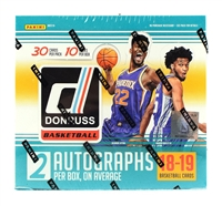 PICK A PACK 2018-19 Donruss BK