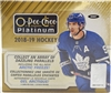 PICK A PACK 2018-19 O-Pee-Chee Platinum