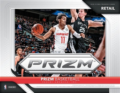 Pick a Pack 2018-19 Prizm BK Super Value