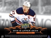 PICK A PACK 2018-19 Upper Deck Hockey Series 1