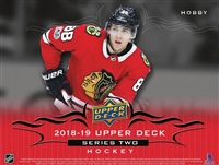 PICK A PACK 2018-19 Upper Deck Hockey Series 2