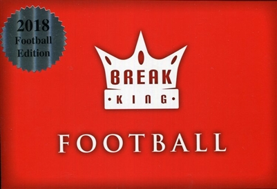 2018 Break Kings Case Player Break #1 (1 Player) Chase Huge Mahomes Autos!