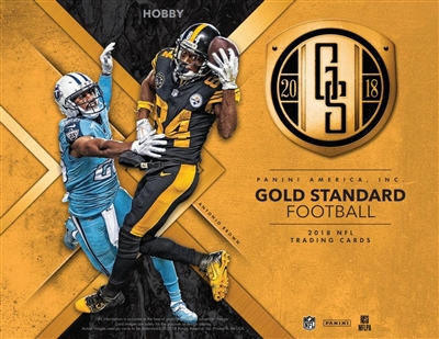 PICK A PACK 2018 Gold Standard