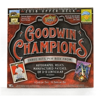 Pick a Pack 2018 Goodwin Champions