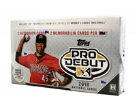 PICK A PACK 2018 Topps Pro Debut Baseball